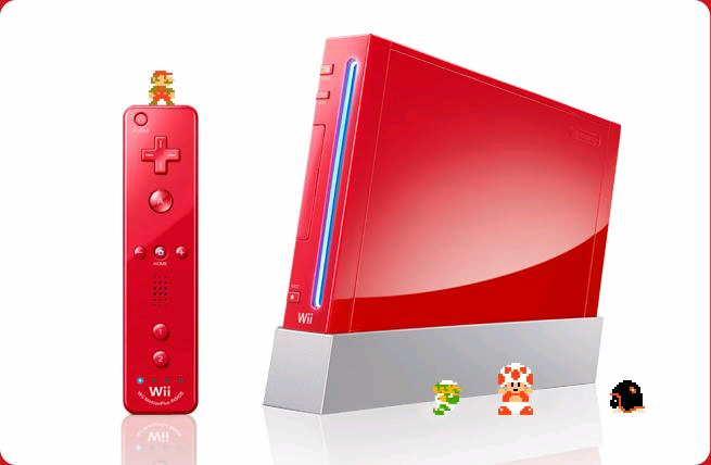 スーパーマリオ25周年記念「アカ」Wii