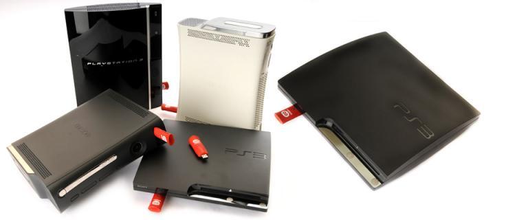 USB Memory Drive (IUM)