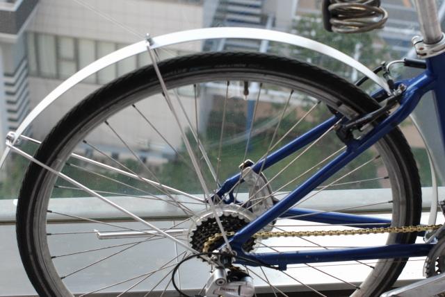 自転車の 自転車 クロスバイク 泥除け : ... 通勤クロスバイク - 楽天ブログ