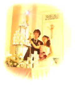 結婚式 キャンドル