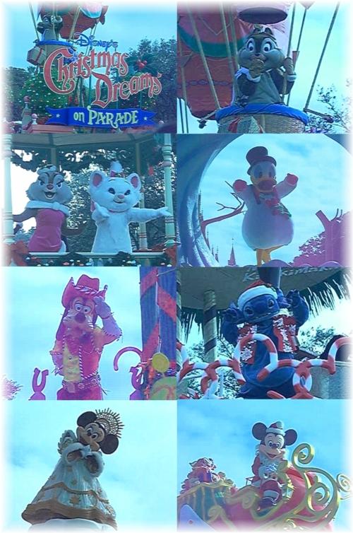 ディズニークリスマス2007