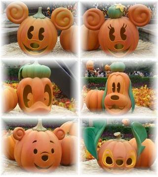 かぼちゃ集合