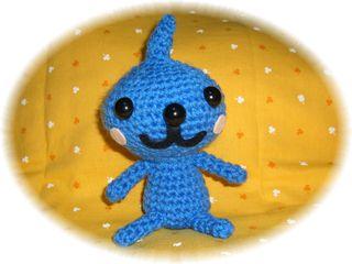 編みぐるみ Qoo