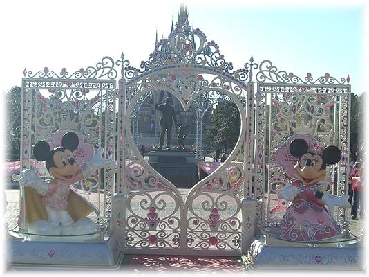 ランド プリンセスのシーズン