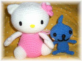 編みぐるみ 比較