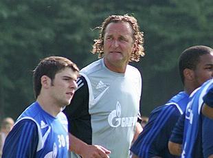 Assistenztrainer Rene Eijkelka...