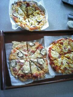 ピザ ピザ ピザ♪