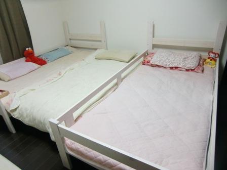 感想:お手ごろ2段ベッドをやっと買いました | *** TOKU×TOKU LIFE