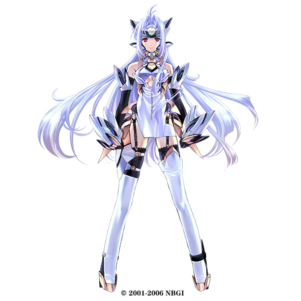 Xenosaga EPISODE3