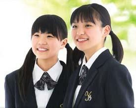 八雲学園高等学校制服画像