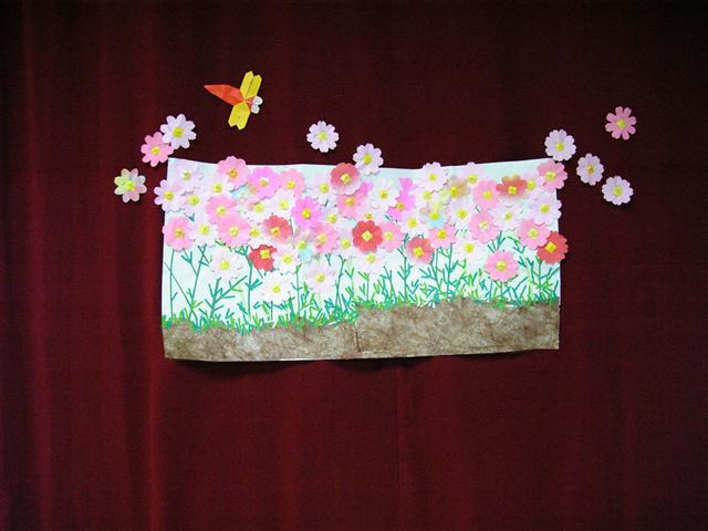 折り紙の:折り紙 コスモス 折り方-hagifood.com