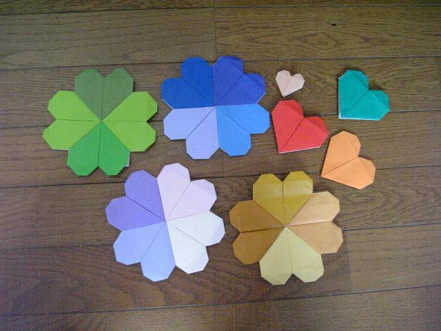折り紙の 色んな折り紙の作り方 : 折り紙 | 手づくり日和 - 楽天 ...