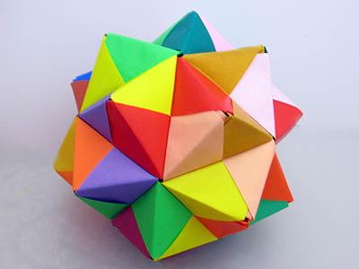ハート 折り紙 立体 折り紙 簡単 : divulgando.net