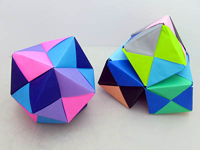 ハート 折り紙:折り紙 ユニット 作り方-plaza.rakuten.co.jp