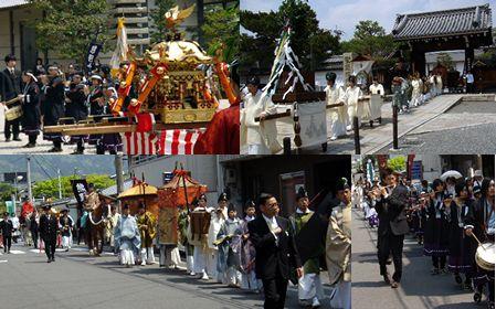 熊野神社の神幸祭