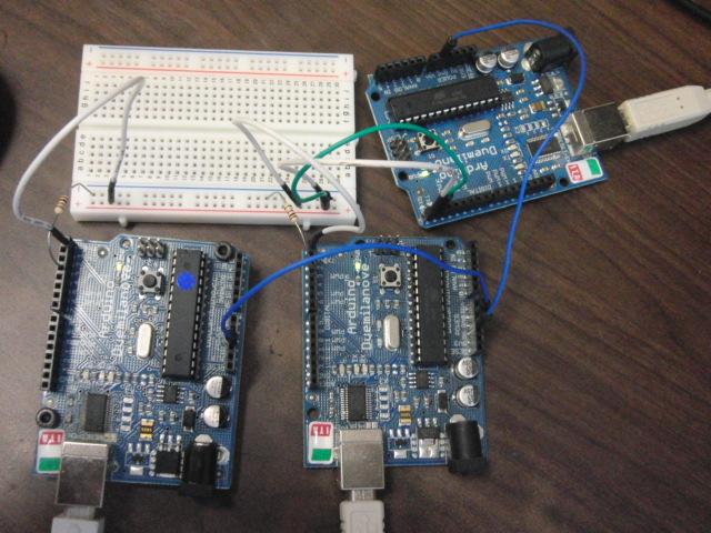 1対多シリアル通信 | CPUを作ろう ~計算機教材とマイコンと電子工作~ - 楽天ブログ