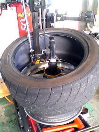 タイヤ交換3