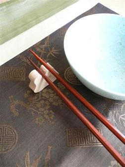 Domeのマット*Hanoi momentのお箸.JPG