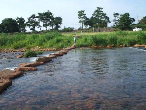 川、渡る.JPG