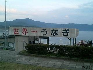 池田湖世界一うなぎ