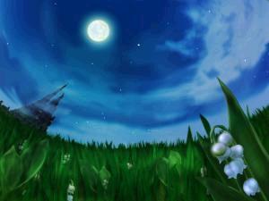 君影草の夜