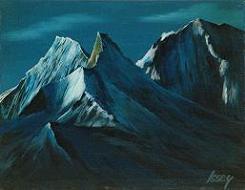 幻想の山 1