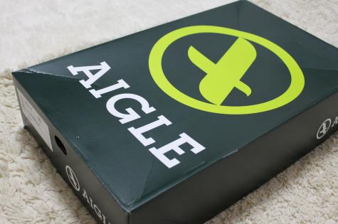 AIGLE(エーグル)ラバーブーツ☆ ...