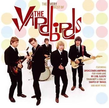The Yardbirds Shapes Of Things Box Set