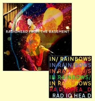 pin radiohead in rainbows on pinterest