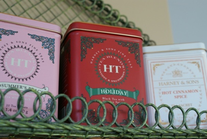 Holiday Tea from Harney & Sons-01