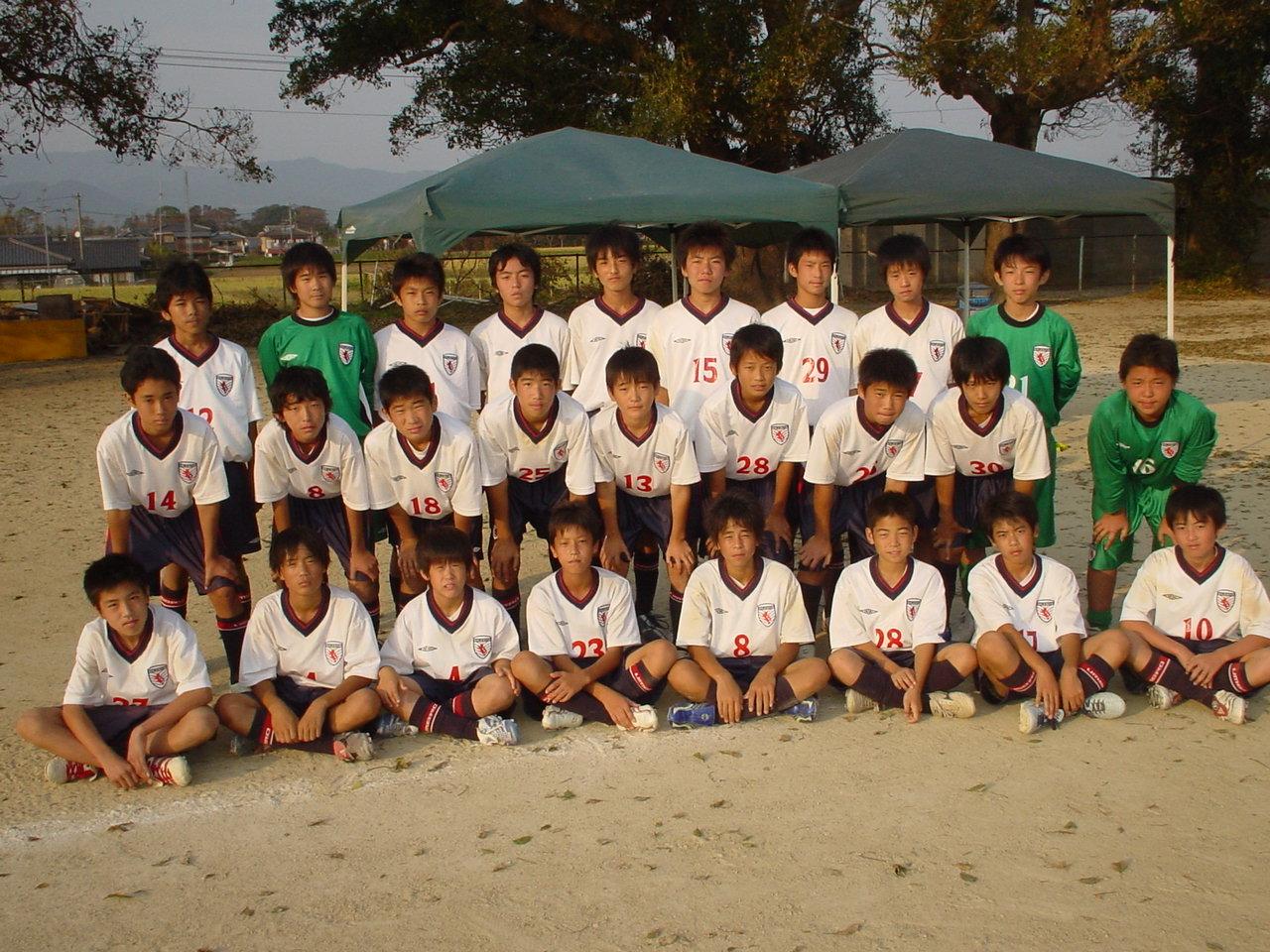 第5回 荒尾ジュニアユースカップ九州交歓...
