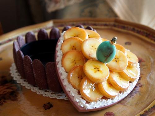 焼きバナナケーキ4