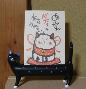 黒猫写真フォルダー