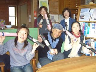 約束の水 信州飯山公演