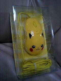 ピカチュウ マウス