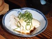 自家製の「寄せ豆腐」!