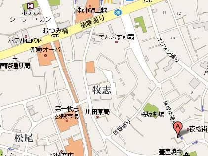 FIELDの地図