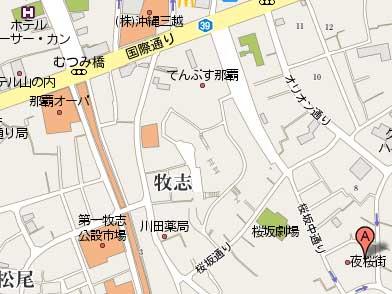 史樹の地図