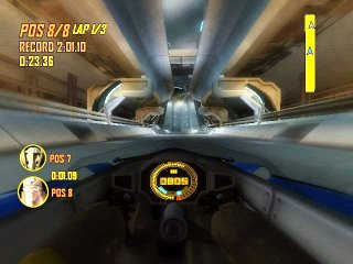 ????Powerdrome Screens for PlayStation 2 at GameSpot