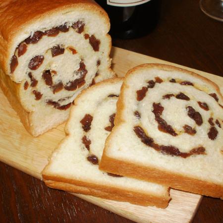 極のぶどうパン