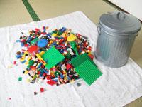 レゴ片付け1