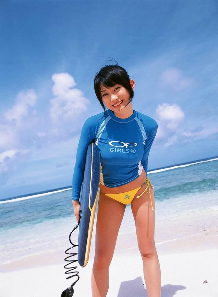 サーフィンもされるのでしょうか?