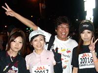 ハワイホノルルマラソン寿司Tシャツ