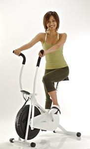 5キロ可能!室内自転車マシン ...