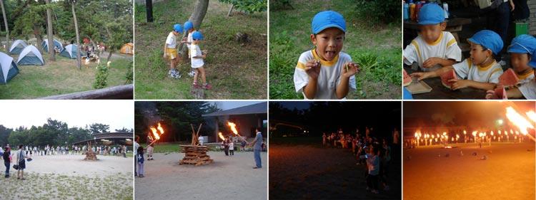 キャンプ 20050730