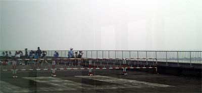 県庁の屋上   20080428