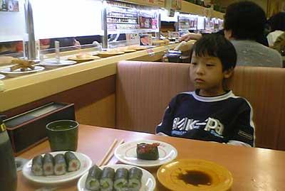 カッパ寿司   20080327
