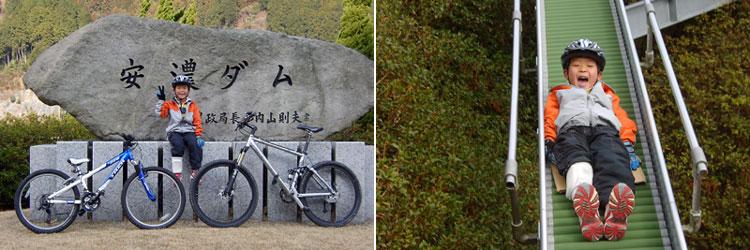 安濃ダムまでサイクリング   20070128