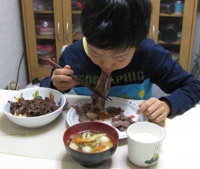 夕食    20071218