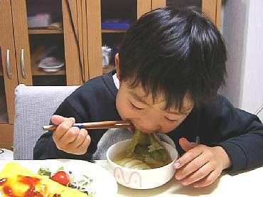 夕食  20060130